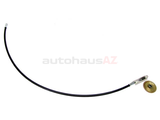 PO-99356192102 Genuine Porsche Convertible Top Cable; Motor to Transmission