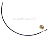 PO-99356192202 Genuine Porsche Convertible Top Cable; Motor to Transmission