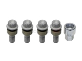PO-99736105702 Genuine Porsche Wheel Lock Set