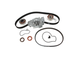 PP186187LK1 ContiTech Pro Plus Engine Timing Belt Kit with Water Pump