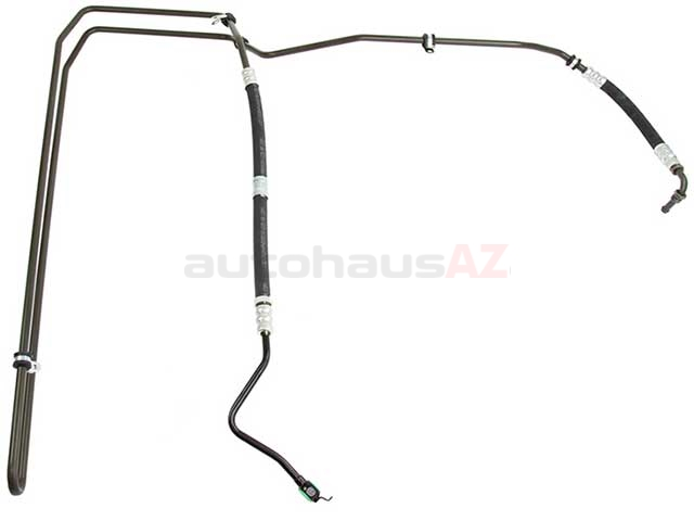 12785130 Professional Parts Sweden Power Steering Hose