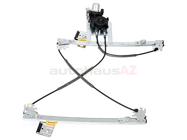 32019497 Pro Parts Window Regulator; Front Left