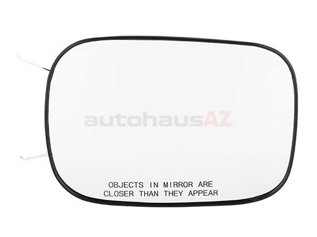 pro parts 8650153  82430153 door mirror glass