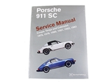 PR8009000 Robert Bentley Repair Manual - Book Version; 1978-1983 911SC; OE Factory Authorized