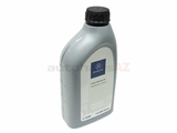 Q1460001 Genuine Mercedes Power Steering Fluid; Standard Non-Synthetic; 1 Quart Bottle
