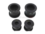 2 Piece Set URO Parts 1633230220KIT Torsion Bar Mount Bearing Pad Kit OE Delrin Material