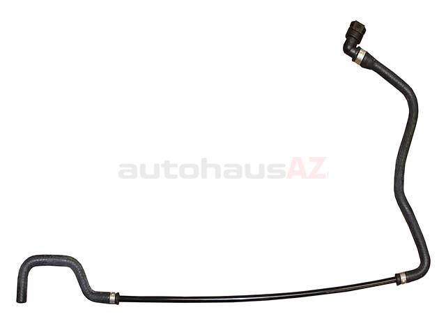 rein automotive 17127534917  che0500 expansion tank  coolant reservoir hose  upper fitting