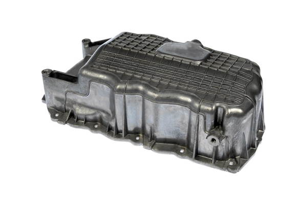264-242 Dorman Oil Pan; Oil Pan (Gasket and Hardware Not Included)