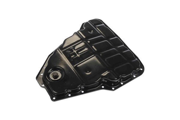 265-819 Dorman Auto Trans Oil Pan; Transmission Pan With Drain Plug