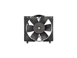 RB-620-001 Dorman Engine Cooling Fan Assembly; Radiator Fan Assembly Without Controller