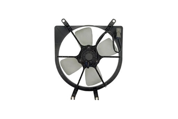 620-204 Dorman Engine Cooling Fan Assembly; Radiator Fan Assembly Without Controller