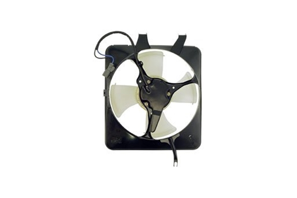 620-207 Dorman A/C Condenser Fan Assembly; Radiator Fan Assembly Without Controller
