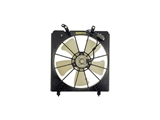 RB-620-226 Dorman Engine Cooling Fan Assembly; Radiator Fan Assembly Without Controller