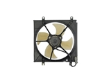 620-230 Dorman Engine Cooling Fan Assembly; Radiator Fan Assembly Without Controller