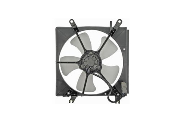 620-240 Dorman Engine Cooling Fan Assembly; Radiator Fan Assembly Without Controller