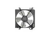 RB-620-240 Dorman Engine Cooling Fan Assembly; Radiator Fan Assembly Without Controller