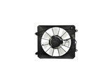 620-245 Dorman A/C Condenser Fan Assembly; Radiator Fan Assembly Without Controller