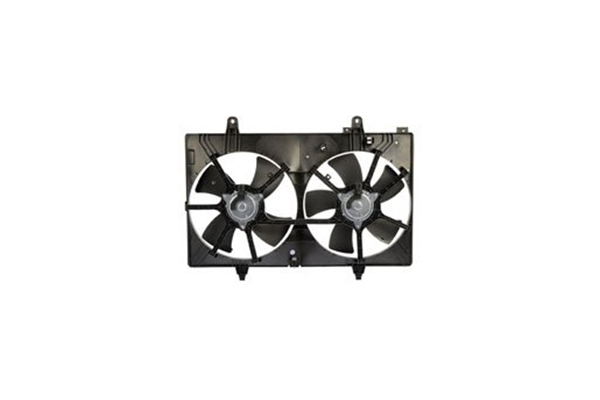 620-412 Dorman A/C Condenser Fan Assembly; Radiator Fan Assembly Without Controller