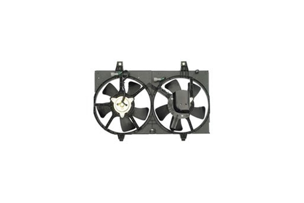 620-416 Dorman Engine Cooling Fan Assembly; Radiator Fan Assembly Without Controller
