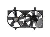 RB-620-424 Dorman Engine Cooling Fan Assembly; Radiator Fan Assembly Without Controller