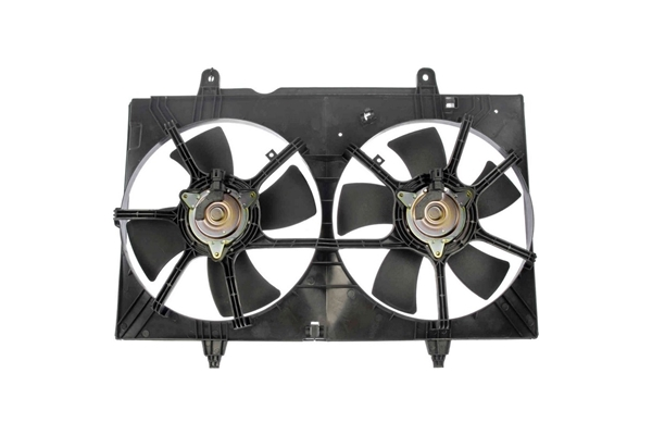 620-428 Dorman Engine Cooling Fan Assembly; Radiator Fan Assembly Without Controller