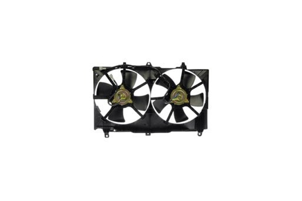 620-429 Dorman A/C Condenser Fan Assembly; Radiator Fan Assembly Without Controller