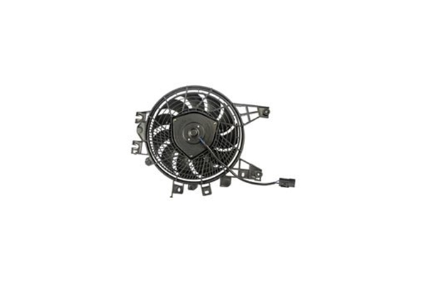 620-548 Dorman A/C Condenser Fan Assembly; Radiator Fan Assembly Without Controller