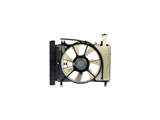 620-549 Dorman Engine Cooling Fan Assembly; Radiator Fan Assembly With Reservoir