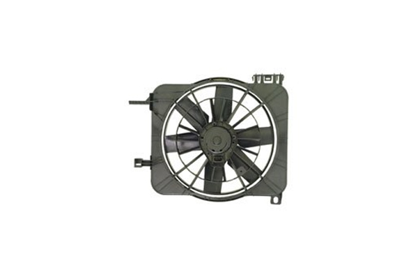 RB-620-600 Dorman Engine Cooling Fan Assembly; Radiator Fan Assembly Without Controller