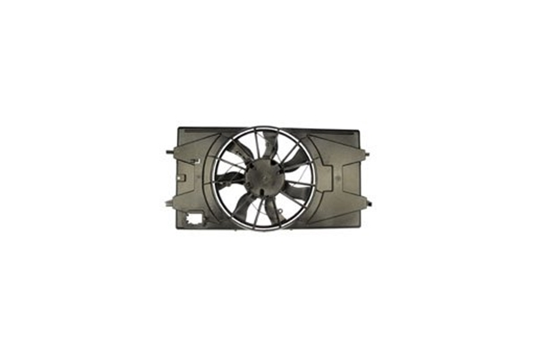 RB-620-635 Dorman Engine Cooling Fan Assembly; Radiator Fan Assembly Without Controller