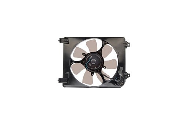 621-011 Dorman A/C Condenser Fan Assembly; Radiator Fan Assembly Without Controller