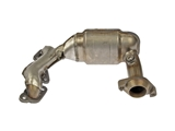 RB-674-831 Dorman Exhaust Manifold with Integrated Catalytic Converter; Exhaust Manifold Kit