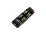 RB-901-090 Dorman Power Window Switch; Power Window Switch- Front Left, 6 Button