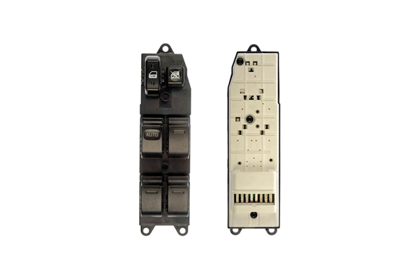 901-702 Dorman Power Window Switch; Power Window Switch - Front Left, 6 Button