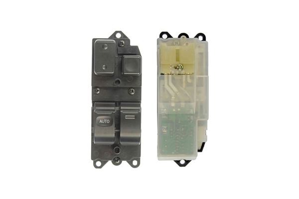 901-711 Dorman Power Window Switch; Power Window Switch - Front Left, 4 Button