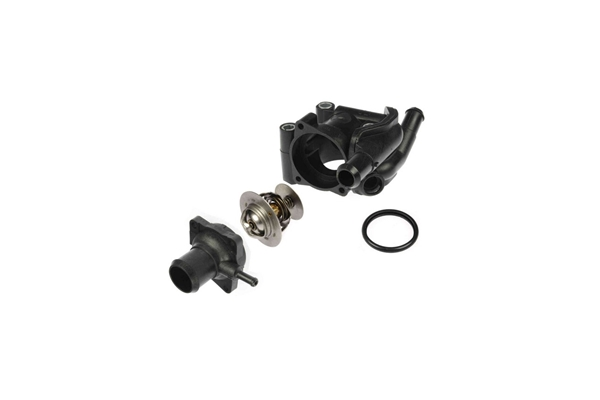 RB-902-201 Dorman Thermostat Housing; Thermostat Housing and Outlet