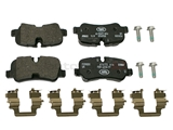 RV-LR015519 Genuine Rover Brake Pad Set