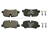 LR021316 Genuine Land Rover Brake Pad Set