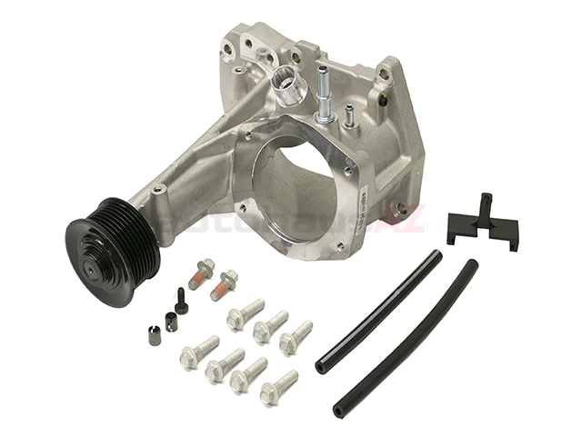 RV-LR088564 Genuine Land Rover Supercharger; Kit with Pulley Assembly