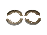 S28513N Brembo Brake Shoe Set; Rear