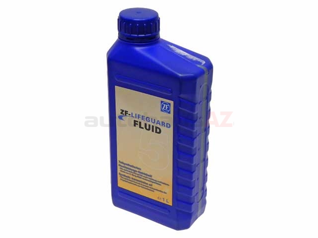 S67109017001 ZF ATF, Automatic Transmission Fluid; Lifeguard 5; 1 Liter