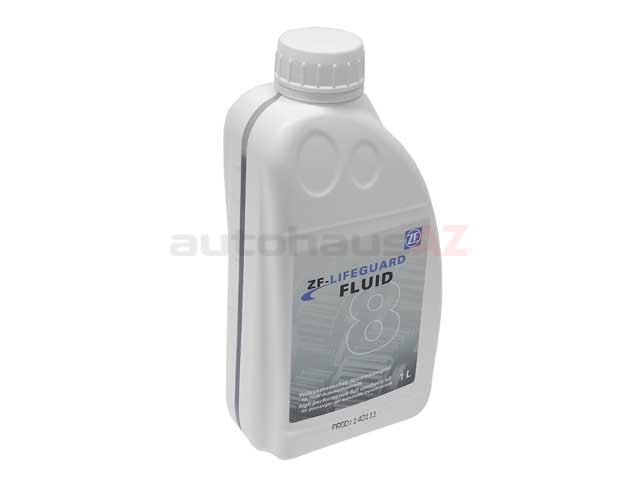 S67109031201 ZF ATF, Automatic Transmission Fluid; Lifeguard 8