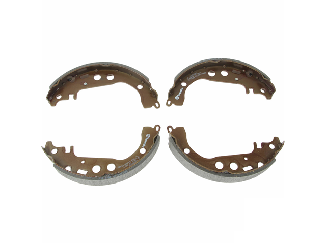 S83508N Brembo Drum Brake Shoe