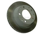 91135204108 Sebro Coated Disc Brake Rotor