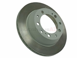 94435204102 Sebro Coated Disc Brake Rotor