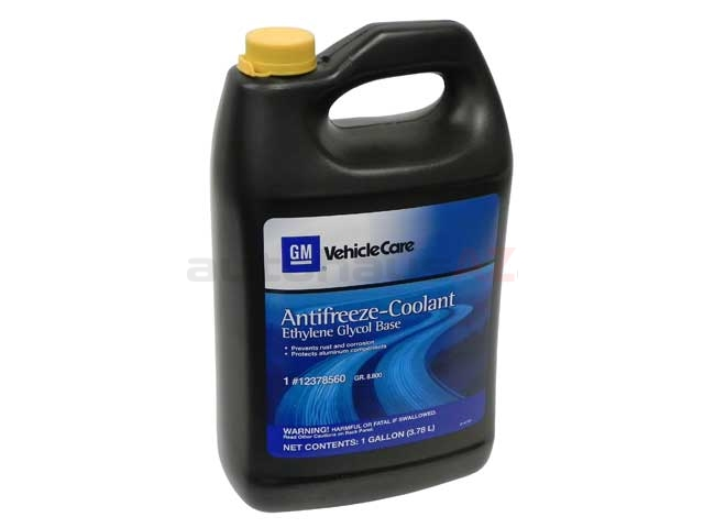 12378560 Genuine Saab Antifreeze/Coolant