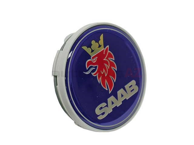 12775052 Genuine Saab Wheel Cap