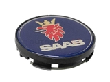 SB-12802437 Genuine Saab Wheel Cap