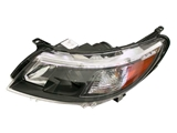 SB-12843638 Genuine Saab Headlight Assembly