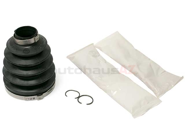 SB-93166790 Genuine Saab CV Joint Boot Kit; Front Inner